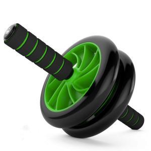 Sokalyアブホイール エクササイズウィル スリムトレーナー 超静音 腹筋ローラー エクササイズローラー 膝を保護するマット付き