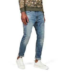 [G-Star RAW ジースターロゥ] ジーンズ メンズ スリム ストレッチ D-Staq 3D Slim Jeans|homeyayafutenn