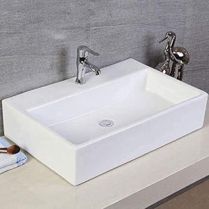 おしゃれ 洗面ボール 洗面ボウルセット 手洗い鉢 洗面台 洗面鉢 手洗い器 洗面器 洗面所 トイレ 大型洗面ボウル (方形1) homeyayafutenn