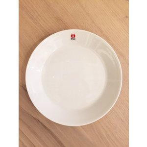 iittala ティーマ 17cmプレート ホワイト|homeyroomstyle