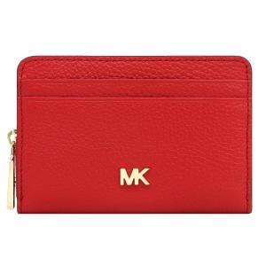 【ポイント2倍】マイケルコース MICHAEL KORS 財布 コインケース 32T8GF6Z1L BRIGHT RED カードケース アウトレット レディース ウォレット 新作|hommage
