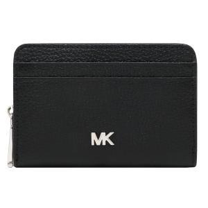 【ポイント10倍】マイケルコース MICHAEL KORS 財布 コインケース 32T8SF6Z1L BLACK カードケース アウトレット レディース 新作|hommage