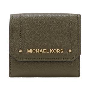 【ポイント2倍】マイケルコース MICHAEL KORS 財布 三つ折り財布 35F8GYEF2L OLIVE ウォレット アウトレット レディース hommage