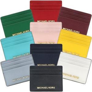 【キャッシュレス5%+P10%】マイケルコース MICHAEL KORS 小物 カードケース 35F...