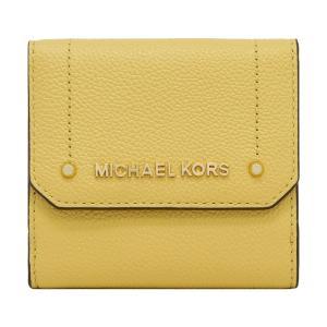 【ポイント2倍】マイケルコース MICHAEL KORS 財布 三つ折り財布 35H8GYEF2L DUSTYDAISY ミニ財布 アウトレット レディース ウォレット 新作|hommage