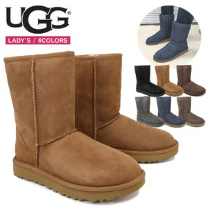 UGG Australia アグ Classic Short ii 2 クラシックショート ii 2 ブーツ QRコードカットなし正規品