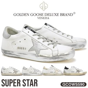 ゴールデングース スニーカー レディース スーパースター GOLDEN GOOSE GCOWS590 SUPERSTAR 正規品 hommage