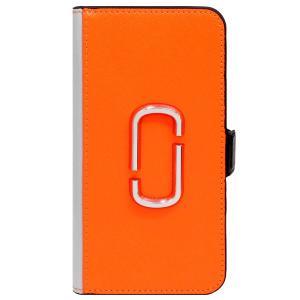 【ポイント10%】マークジェイコブス MARC JACOBS 小物 iPhone XR ケース M0014747 829 手帳型 アウトレット レディース アクセサリー 新作|hommage