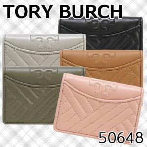 トリーバーチ TORY BURCH 小物 名刺入れ カードケース 50648 アウトレット レディース|hommage