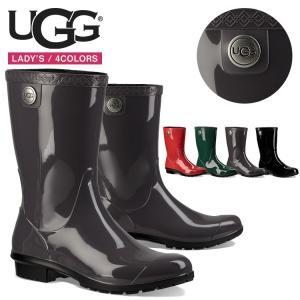 UGG アグ ブーツ レディース SIENNA RAIN BOOT シエナ レイン ブーツ 正規品|hommage