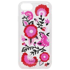 【ポイント10倍】ケイトスペード KATE SPADE iPhone 7/8 アイフォン 7/8 ケース WIRU0895 974 花柄 アウトレット レディース hommage
