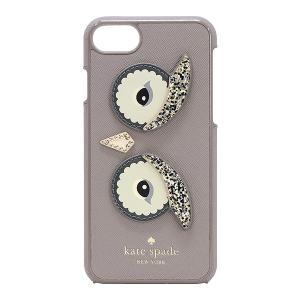 【ポイント10倍】ケイトスペード KATE SPADE iPhone 8/7 ケース WIRU0985 992 フクロウ アウトレット レディース|hommage
