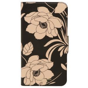 【ポイント10倍】ケイトスペード KATE SPADE iPhone XR 手帳型 アイフォン XR ケース WIRU1042 098 花柄 アウトレット レディース|hommage