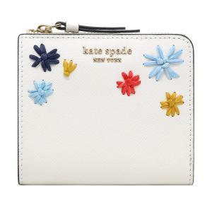 【ポイント2倍】ケイトスペード KATE SPADE 財布 二つ折り財布 WLRU5425 花柄 アウトレット レディース ウォレット 新作|hommage