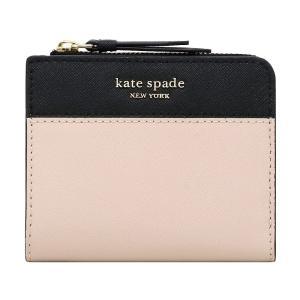 【ポイント10倍】ケイトスペード KATE SPADE 財布 二つ折り財布 WLRU5430 195 ウォレット アウトレット レディース|hommage