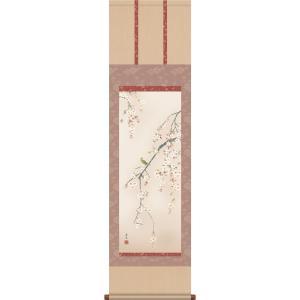 春爛漫の象徴を巧みの構図で描きあげた逸品 卒業・入学と人生の大きな節目を祝うかのように咲く桜花。満開...