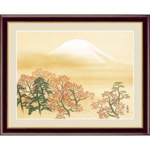 日本画額-日本心神/横山 大観(巨匠、大観の作品を迫真に復刻した名画を和室へ飾る)|honakote