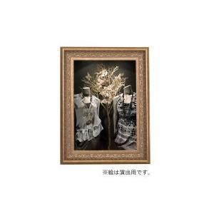 〔同梱不可〕アンティーク調木製風パネル EXアールデコフレーム(屋内仕様) ゴールド B1 55934-B1|honaminoie