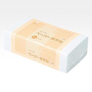 ハクゾウメディカル ハクゾウ抗菌ペーパータオル 22cm×23cm 2ply 1895891 150組(300枚)/袋×36 honaminoie
