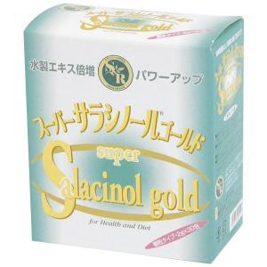 〔同梱不可〕ジャパンヘルス スーパーサラシノールゴールド 2g×30包|honaminoie