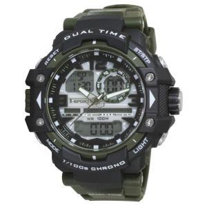 T-sports アナデジ 腕時計 TS-AD046-KI|honaminoie