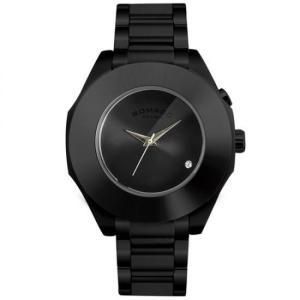ROMAGO DESIGN (ロマゴデザイン) Harmony series ハーモニーシリーズ 腕時計 RM003-1513SS-BK|honaminoie