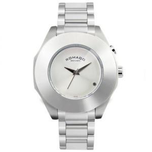 ROMAGO DESIGN (ロマゴデザイン) Harmony series ハーモニーシリーズ 腕時計 RM003-1513SS-SV|honaminoie