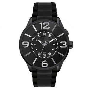 ROMAGO DESIGN (ロマゴデザイン) Numeration series ヌメレーションシリーズ 腕時計 RM007-0053SS-BK|honaminoie