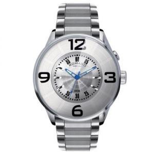 ROMAGO DESIGN (ロマゴデザイン) Numeration series ヌメレーションシリーズ 腕時計 RM007-0053SS-SV|honaminoie