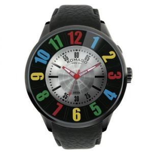 ROMAGO DESIGN (ロマゴデザイン) Numeration series ヌメレーションシリーズ 腕時計 RM007-0053ST-RD|honaminoie