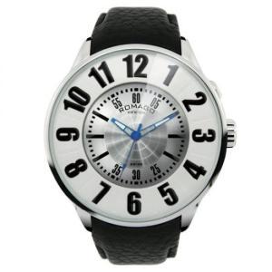 ROMAGO DESIGN (ロマゴデザイン) Numeration series ヌメレーションシリーズ 腕時計 RM007-0053ST-SV|honaminoie