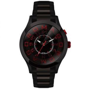 ROMAGO DESIGN (ロマゴデザイン) Attraction series アトラクションシリーズ 腕時計 RM015-0162SS-BKRD|honaminoie
