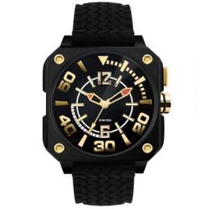 ROMAGO DESIGN (ロマゴデザイン) Cool series クールシリーズ 腕時計 RM018-0073PL-BK|honaminoie