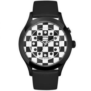 ROMAGO DESIGN (ロマゴデザイン) Fashioncode series ファッションコードシリーズ 腕時計 RM052-0314ST-BKWH|honaminoie