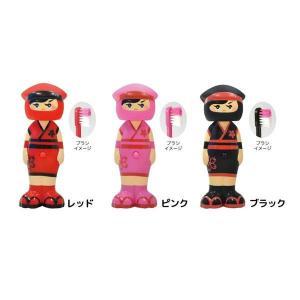 ジャパン バウンスアップ 歯ブラシ くのいち|honaminoie