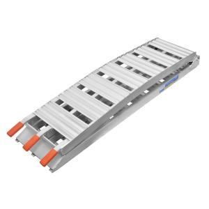 AP 軽量アルミラダー フラット 1PC|honda-walk