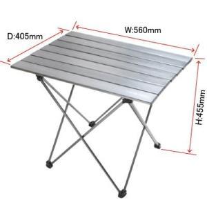 AP アルミ折り畳みテーブル 大 [アストロプロダクツ・ASTROPRODUCTS]|honda-walk