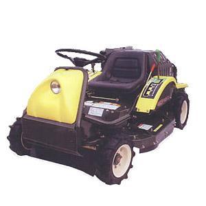乗用草刈機 フジイ MB1018X1 18馬力 大型草刈り機 エンジン式草刈り機|honda-walk