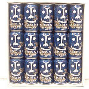 インドの青鬼 ビール 350mlx15本(ネコポス・宅急便コンパクト不可)