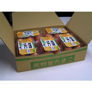 卵 たまご 玉子 (送料無料)美野里たまご 加賀の朝日6コ入5パック 箱入り|hondanojo
