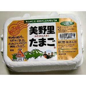 卵 たまご 玉子 (送料無料)美野里たまご 加賀の朝日6コ入 5パック箱入り クール|hondanojo