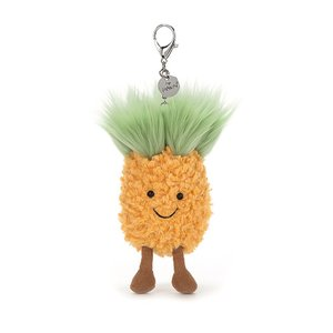 Amuseable Pineapple Bag Charm  パイナップル バッグチャーム ぬいぐるみ jellycat|hondastore