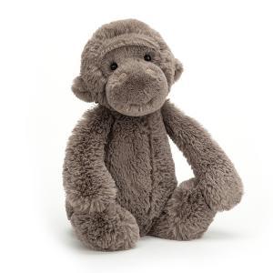 Bashful Gorilla Medium JELLYCAT ぬいぐるみ ゴリラ Mサイズ  ジェリーキャット|hondastore
