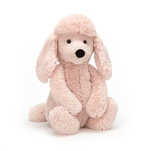 Bashful  Poodle Medium 犬 ぬいぐるみ Jellycat ジェリーキャット|hondastore