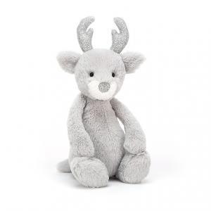 Bashful Sparkle Reindeer トナカイ ぬいぐるみ JELLYCAT クリスマス Xmas|hondastore