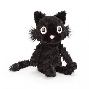 Dapperdots Pussycat  黒猫のぬいぐるみ ジェリーキャット jellycat|hondastore