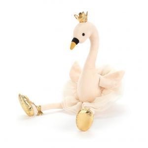 白鳥のぬいぐるみ Fancy Swan JELLYCAT  英国 ジェリーキャットのぬいぐるみ|hondastore