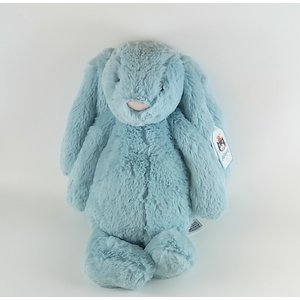 Medium Bashful Aqua bunny うさぎ ぬいぐるみ JELLYCAT  ウサギ|hondastore