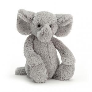 JELLYCAT Bashful elephant Mサイズ ゾウ ぬいぐるみ  ジェリーキャットのぬいぐるみ 象 ぞう|hondastore