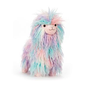 Lovely Llama カラフルリャマのぬいぐるみ JELLYCAT英国 ジェリーキャット ぬいぐるみ アルパカ ラマ hondastore